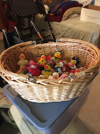 Basket full of New Small Ducks Norman, 73071