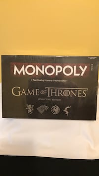 New Games of Thrones Monopoly Game Columbia Station, 44028