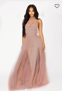 women's pink sleeveless dress Clarksburg, 20871