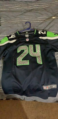 black and green NFL jersey South Bend, 46613