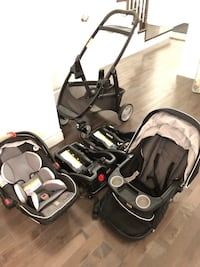 Graco Click System 3in1  Markham
