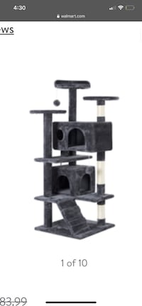 Cat tower! Never Used!!!