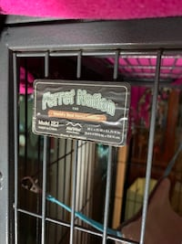 Ferret Nation small animal cage! Milton, 32583