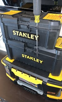 Tools and tool boxes (everything you see)
