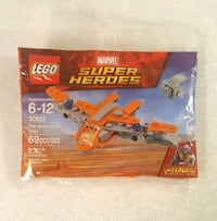 LEGO Marvel SUPER HEROES 30525 Guardians Ship Polybag of the Galaxy