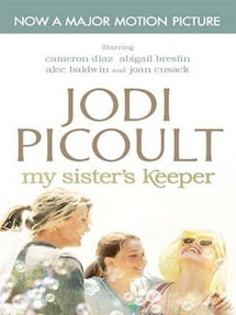 """Book """"My Sisters Keeper"""" by Jodi Picoult"""