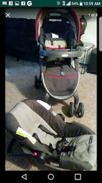 Car seat and stroller  Dallas, 75252
