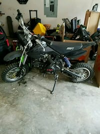 Black ssr 125 cc dirt bike Tyler, 75703