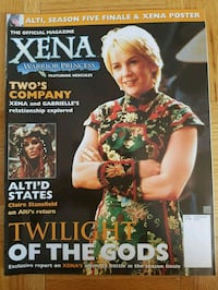 Xena: Warrior Princess - Official Magazine   Calgary, T3J 3J7