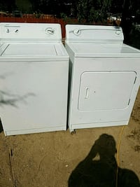 white washer and dryer set Palmdale, 93591