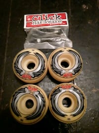 ATM skateboard wheels  Milwaukee