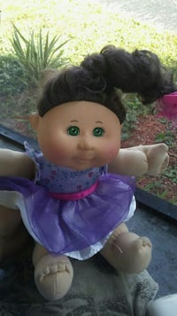 Cabbage Patch Doll 2014