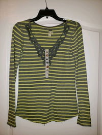 FREE PEOPLE sweater top Size P+S Toms River, 08753