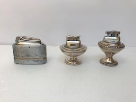 Antique Table Lighters