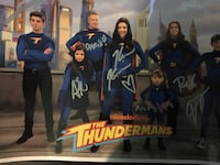 The thundermans poster