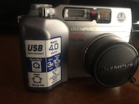 Olympus Camera with carrying case New York, 11370