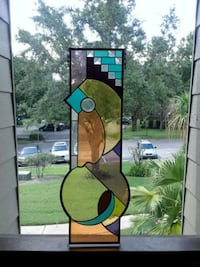 Vintage Stained Glass in Brass Altamonte Springs, 32701