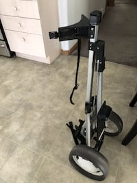 Golf Caddy Cart Mint Condition Calgary