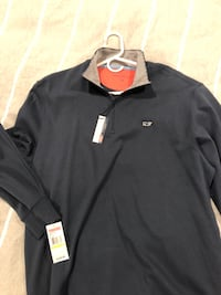 Vineyard Vines half zips (3 different ones) Orange, 06477