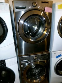 Lg washer and dryer set