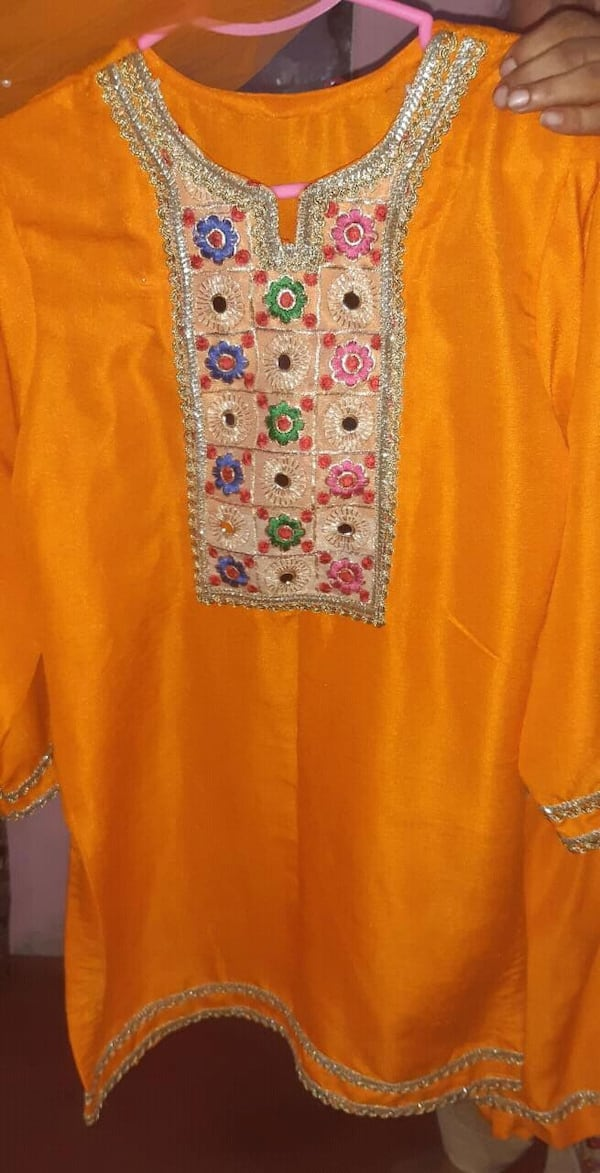 kids lahnga suit on indian roa silk  dff4f2c5-8729-4708-9ccc-82faec17068f