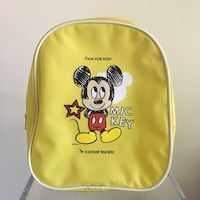 Mini Mickey Mouse back pack perfect for festivals  Oakville, L6L 3M8