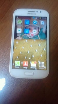 Beyaz samsung Galaxy grand neo 8742 km