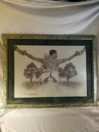 Framed Print signed with authentification Mt. Juliet, 37122