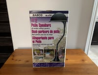 Brand New, 2 Babco All Weather Outdoor Patio Speakers Essa