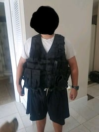 Tactical Vest Naples, 34120