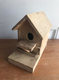Rustic Small Wood Birdhouse Hagerstown, 21742