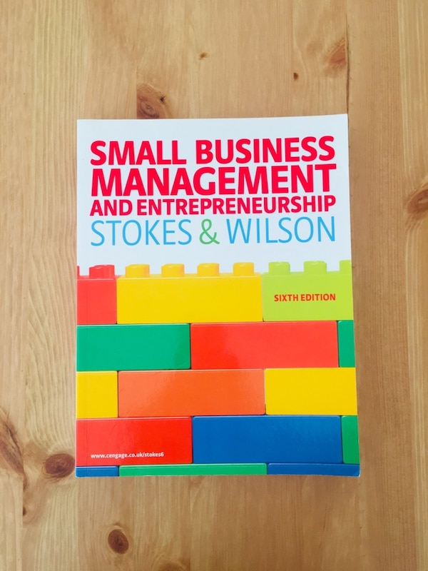 Great book on entrepreneurship