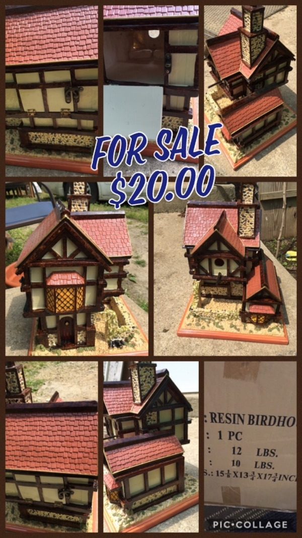 Fine Brand New Gorgeous New Bird Houses Home Interior And Landscaping Ferensignezvosmurscom