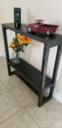 NEW BEAUTIFUL ENTRYWAY HALLWAY TABLE