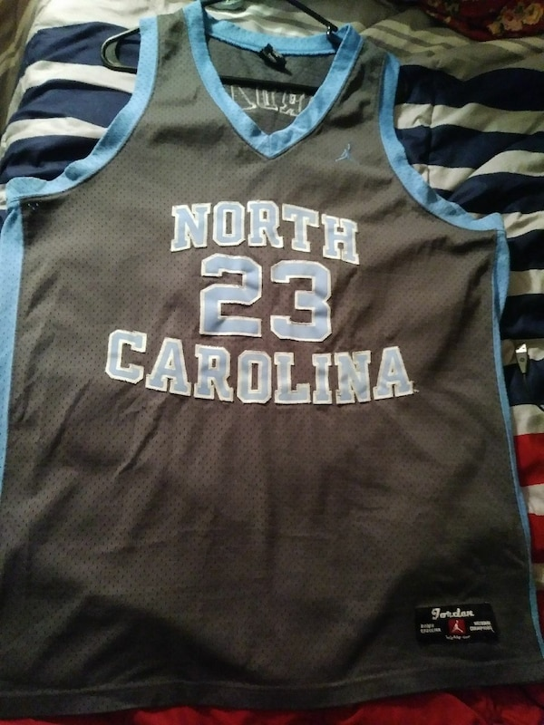 superior quality 12177 b3a09 MJ College jersey