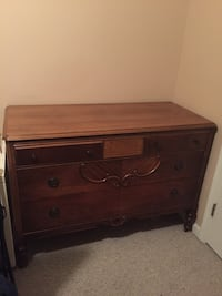 Brown dresser Bristow, 20136