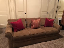 Sofa, Loveseat and Coffee Table $575.