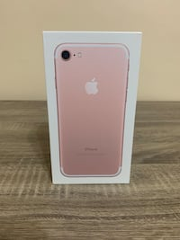Mint Condition iPhone 7 256GB AT&T Rose Gold Manorhaven, 11050