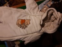 infant snowsuit  Winnipeg, R2P 0A3