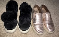 2 girls shoes size 6 Falls Church, 22041