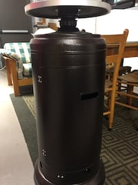 Hiland Antique Bronze Patio Heater with Adjustable Table Johnson City, 37604