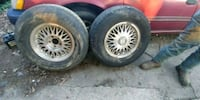 "Ford explorer 15"" limited wheels x2"