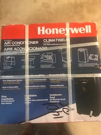 Portable air conditioner by Honeywell 27 km