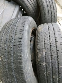 Tires on rims balanced and ready to go 185 65 14  Hamilton, L9B 2J6