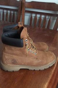 Wheat timberlands size 9 men Radcliff, 40160