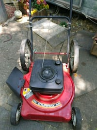 red and black Murray push mower Concord, 94520