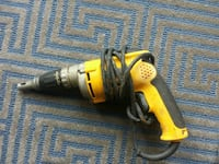 yellow and black corded power drill Riverdale Park, 20737