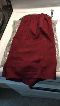 XL red shorts brand new never been worn. Calgary, T2P 1H8