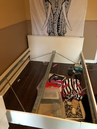 IKEA double bed for sale  Mississauga, L5M 3Z3