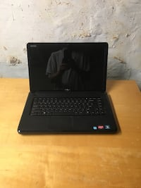 black laptop computer with charger Frederick, 21701